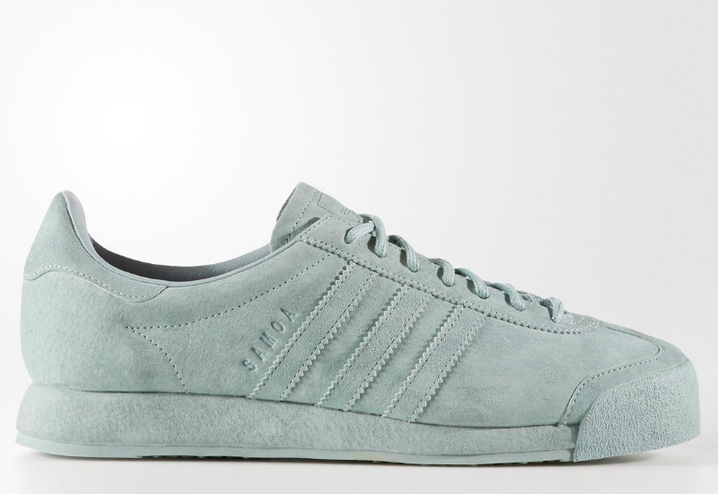 Adidas Samoa Vintage Shoes Mint