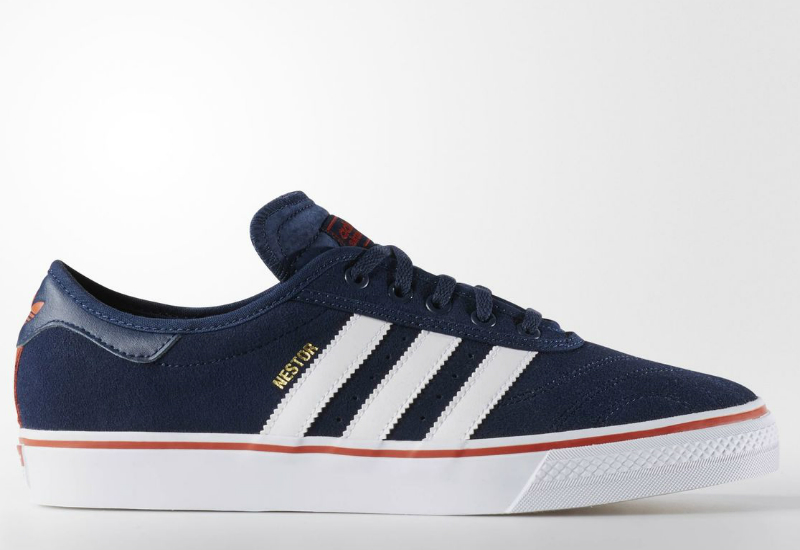 Adiease Premiere Adv Shoes Collegiate Navy White White