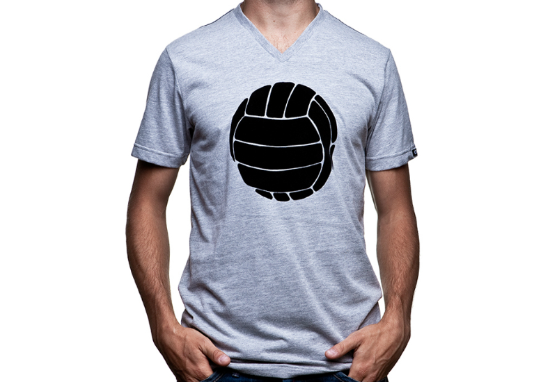 Copa Le Ballon V Neck T Shirt