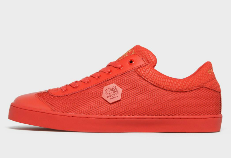Cruyff Santi Cup Mesh Trainer Red