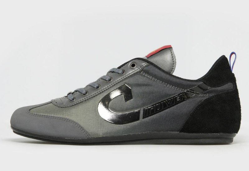 Cruyff Vincenzo Tech Trainer Graphite Black