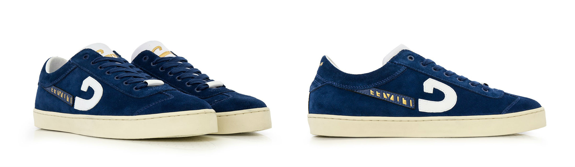 Cruyff Flash Shoes Blue Full