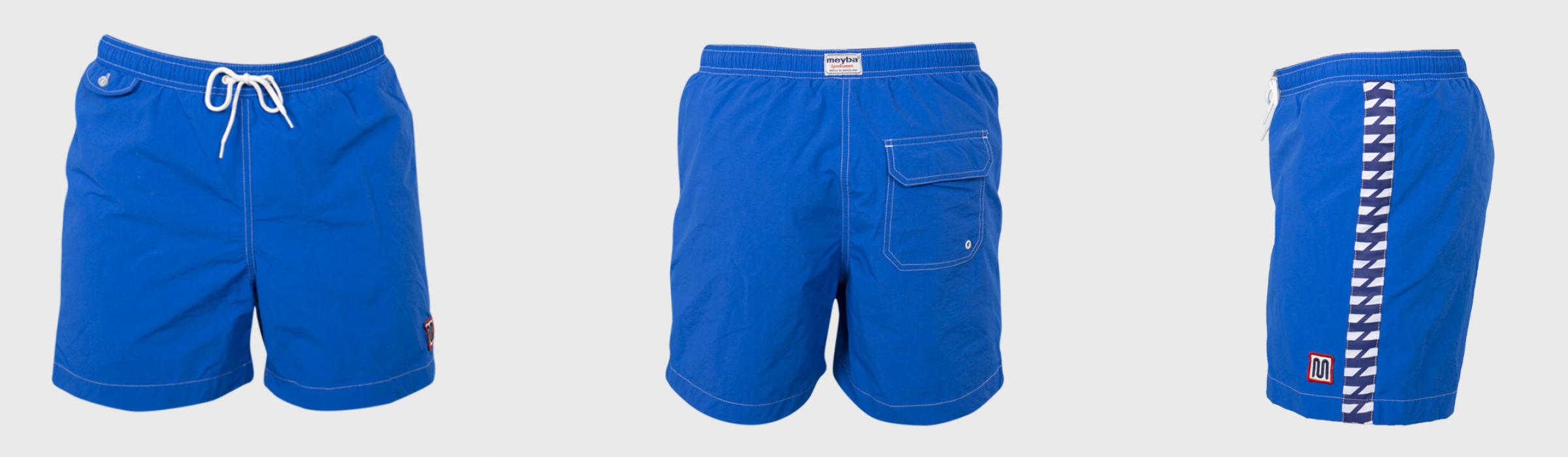 Cruyff Meyba Dreamteam Swimshort Royal Full