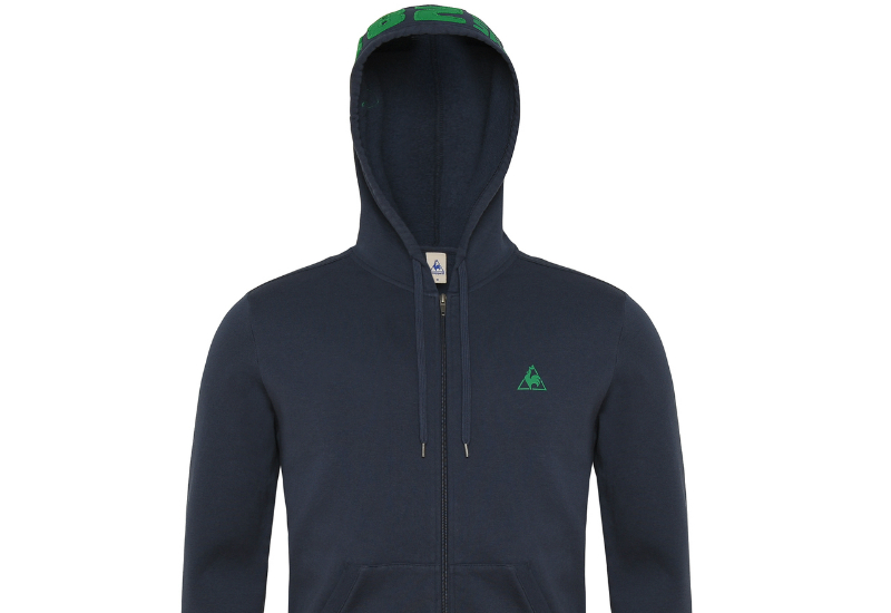 Le Coq Sportif Cousson Full Zip Hoody
