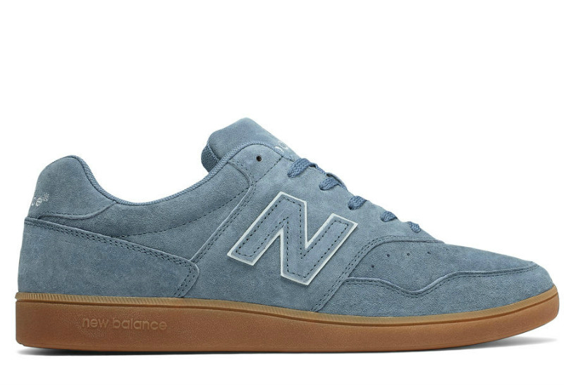 New Balance 288 Suede Blue Aster Gum