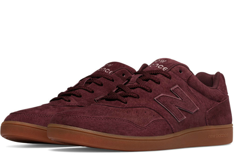 New Balance 288 Trainers Burgundy