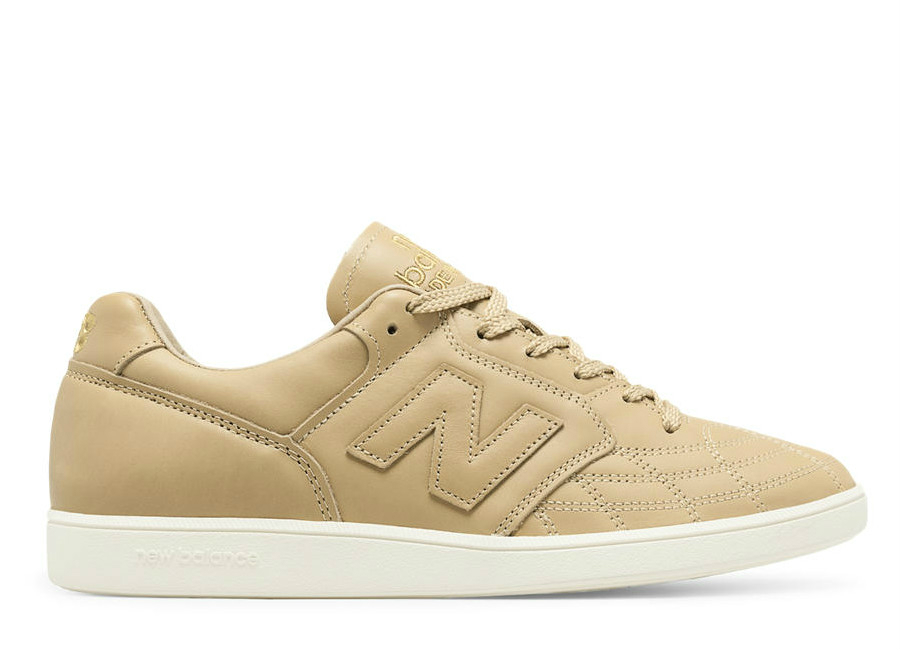 New Balance Epic Tr Made In Uk Tan White