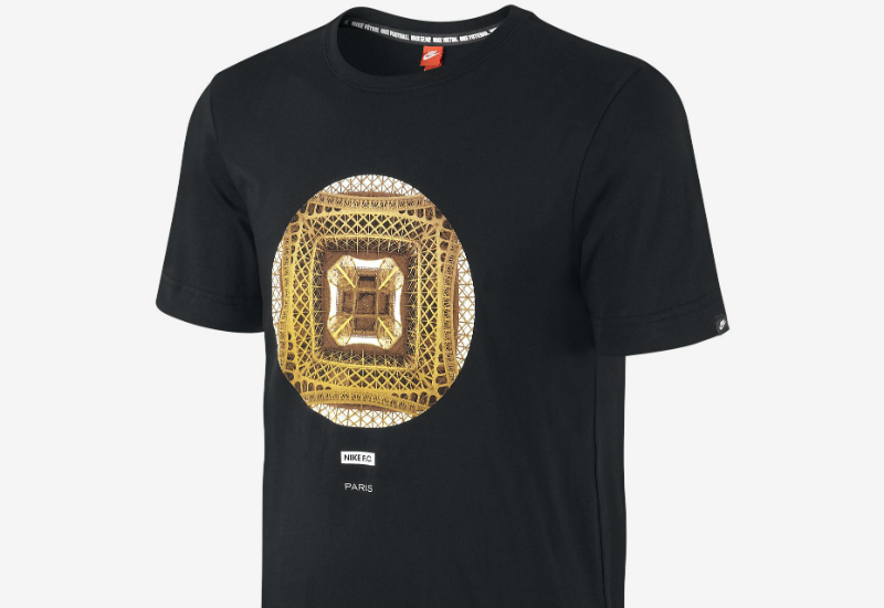 Nike Fc Eiffel Tower T Shirt