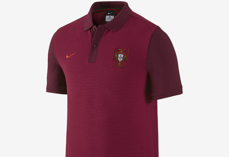 Nike Portugal Authentic Slim Deep Garnet Light Crimson