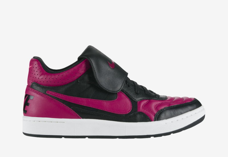 Nike Tiempo 94 Mid Black Ivory Hyper Punch Fuchsia Force
