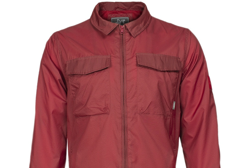 Peaceful Hooligan Staff Jacket Red