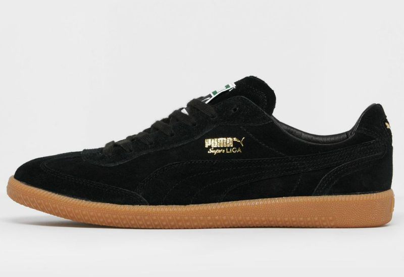 Puma Super Liga Trainer Black