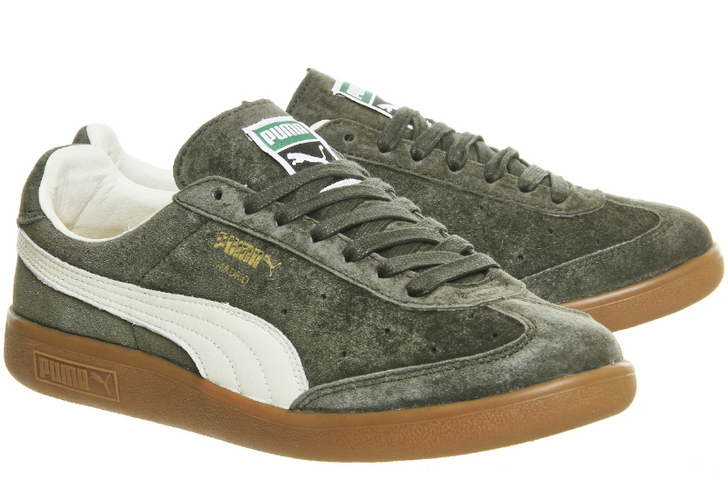Puma Madrid Terrace Collection Forest Night Suede
