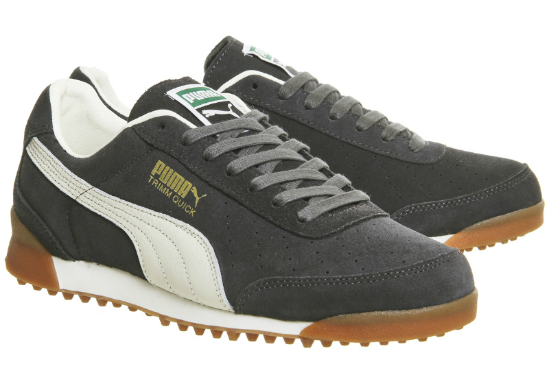Puma Trimm Quick Terrace Collection Asphalt Grey