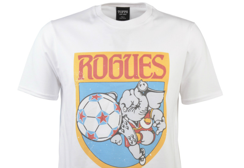 Toffs Memphis Rogues T Shirt White