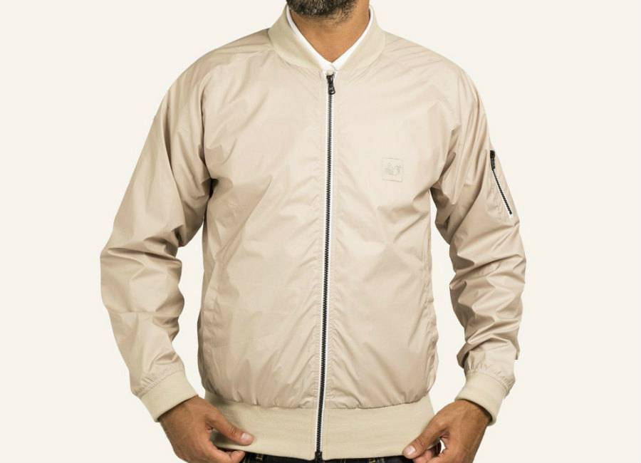 Peaceful Hooligan Dan Jacket - Stone