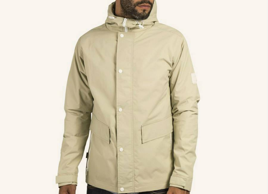 Peaceful Hooligan Jerry Jacket - Stone
