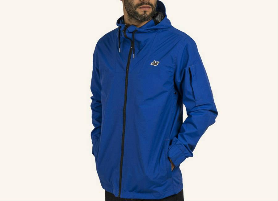 Peaceful Hooligan Michael Jacket - Cobalt