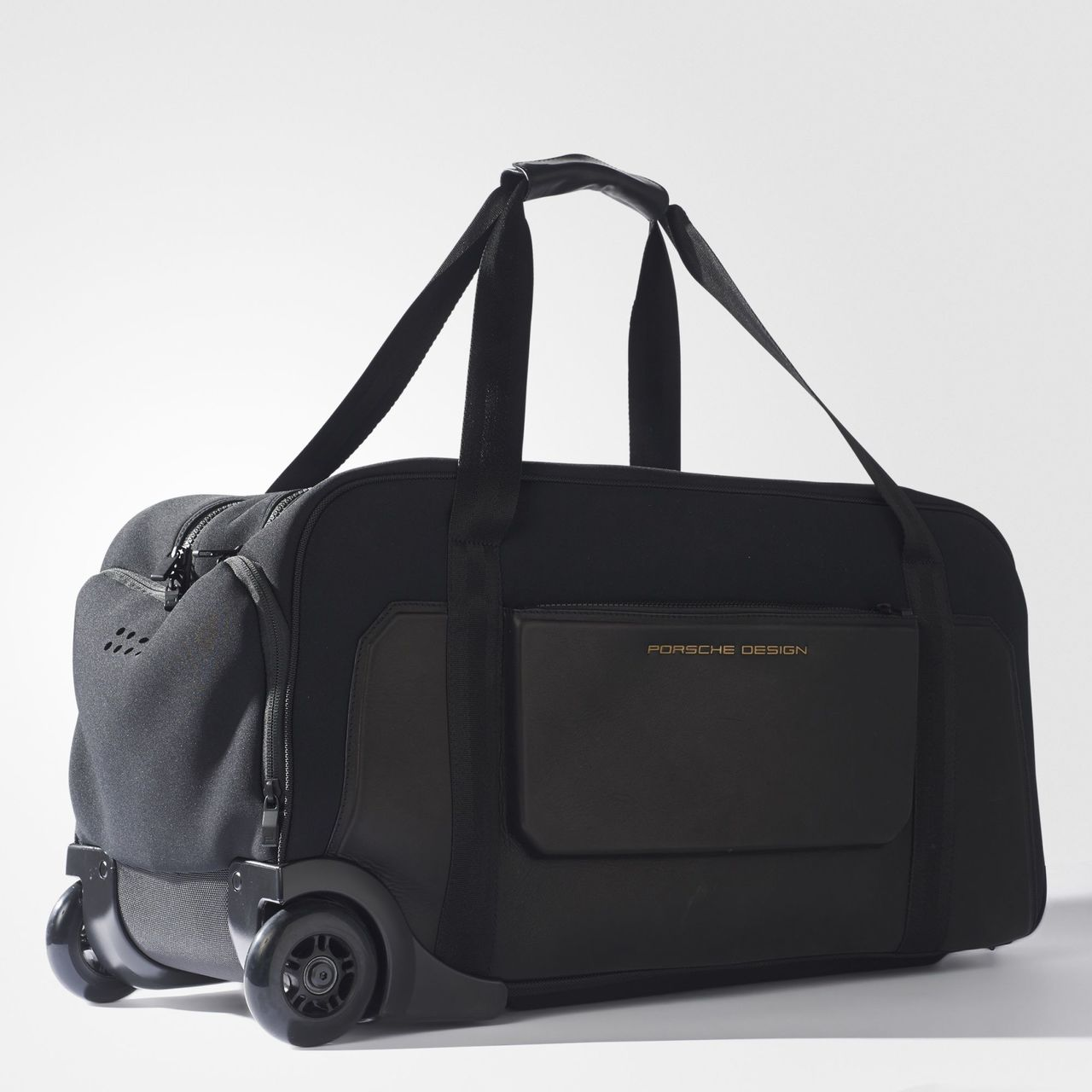 Adidas Porsche Design Sport Football Bag Black